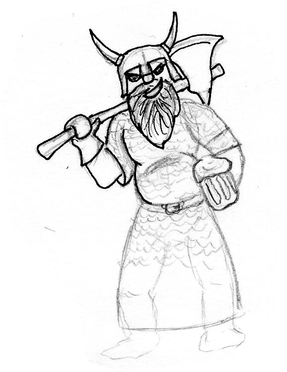 dessin des Templiers - Page 9 Dwarf_2